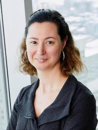 Dre Nathalie Saad, vice-présidente