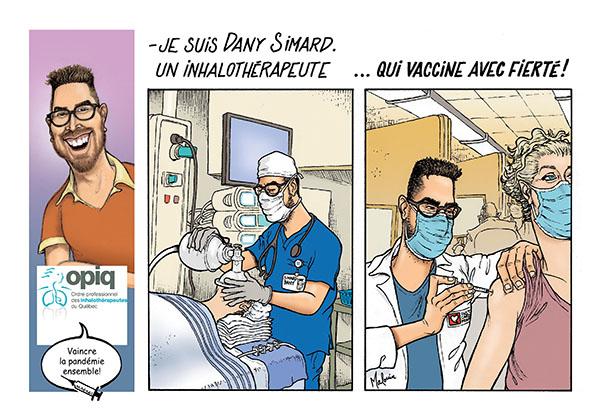 Inhalothérapeute
