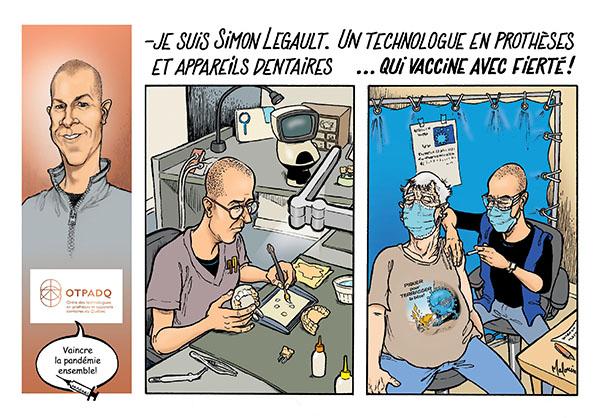 Technologue en prothèses et appareils dentaires